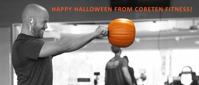 happy halloween from coreten fitness