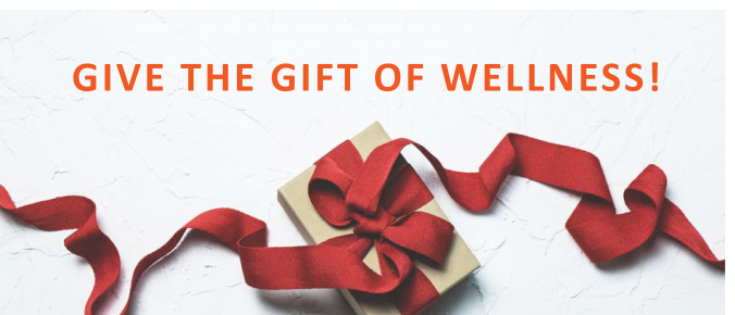 Give the gift of wellness CoreTen Fitness