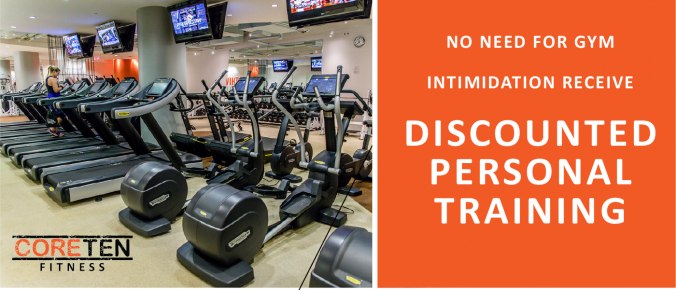 discounted personal training corten fitness