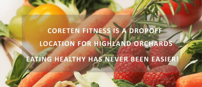 coreten fitness highland orchards