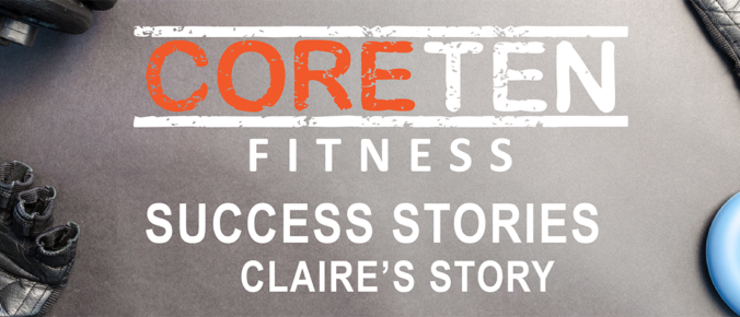 CoreTen Fitness Success story