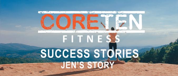 coreten success story jen
